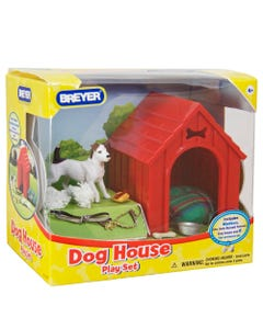 Breyer Dog House Playset