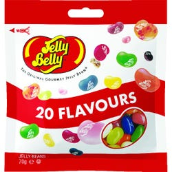 Jelly Belly 20 Assorted Flavours 70g Bag