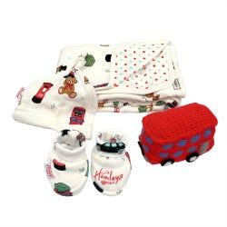 Hamleys London Baby Luxury Four Piece Giftset