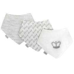 Hamleys Royal Baby Dribble Bibs Three Pack