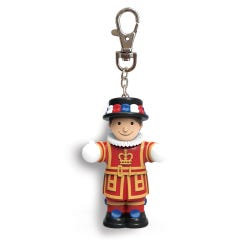 WOW Toys Hamleys Exclusive Beefeater Figure Bag Buddy
