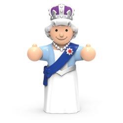WOW Toys Hamleys Exclusive Queen Figure