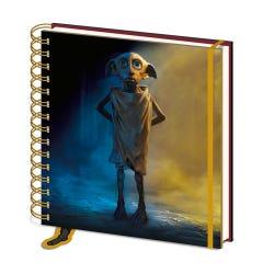 Harry Potter Dobby Square Notebook