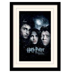 Harry Potter Prizoner Of Azkaban Framed Poster