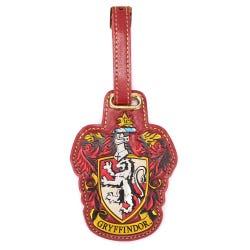 Harry Potter Gryffindor Luggage Tag