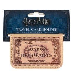 Harry Potter Hogwarts Travel Card Holder