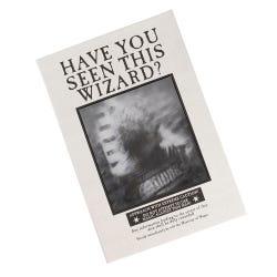 Harry Potter Sirius Black Lenticlar Notebook