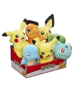 Pokemon 8' Plush Assorted