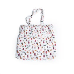 Hamleys Celebrate London Wide Shopper Bag
