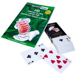 Marvin's Magic Cards & Book