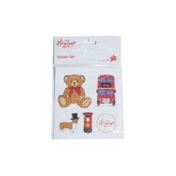 Hamleys Icons Sticker Set