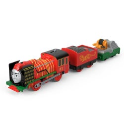 Thomas & Friends TrackMaster Yong Bao the Hero
