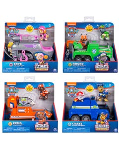 PAW Patrol Ultimate Rescue Vehicles Assortment