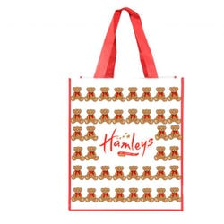 Hamleys Bear Shopper (Non-Woven)