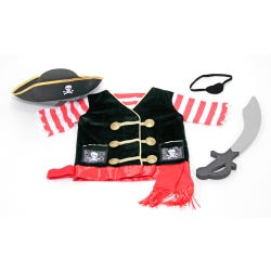 Melissa & Doug Pirate Roleplay Set