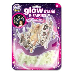 Glow Stars & Fairy Stickers