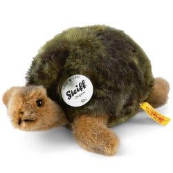 Steiff Green Slo Tortoise Soft Toy