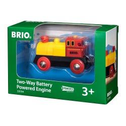 BRIO World Two Way Battery Powered Engine
