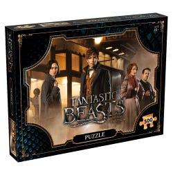 Fantastic Beasts 500 Piece Puzzle