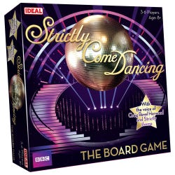 Strictly Come Dancing The Board Game