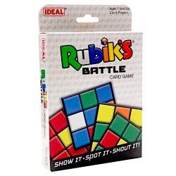 Rubik Battle Card Game