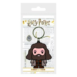 Harry Potter Hagrid Chibi Rubber keyring