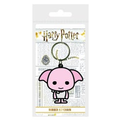 Harry Potter Dobby Chibi Rubber keyring