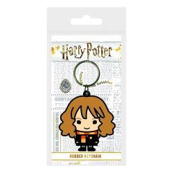 Harry Potter Hermione Chibi Rubber keyring