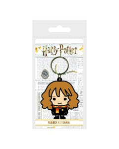 Harry Potter Hermione Chibi Rubber keyring