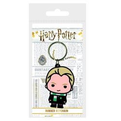 Harry Potter Malfoy Chibi Rubber keyring