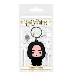 Harry Potter Snape Chibi Rubber keyring