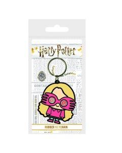 Harry Potter Luna Chibi Rubber keyring