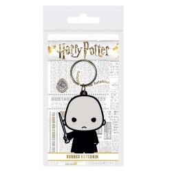 Harry Potter Voldemort Chibi Rubber keyring