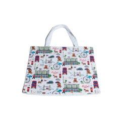 Hamleys Celebrate London Foldaway Shopper Bag