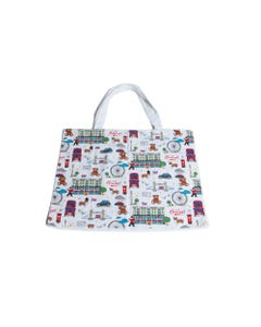 Hamleys Celebrate London Foldaway Shopper Bag