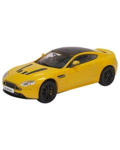 Aston Martin Vantage S Sunburst Yellow