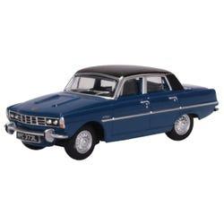 Rover P6 Corsica Blue