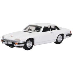 Jaguar XJS White (The Saint)