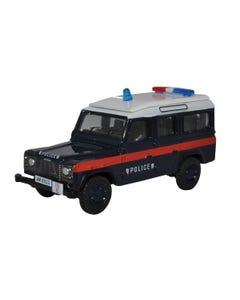 Land Rover Defender LWB Station Wagon Hong Kong Police