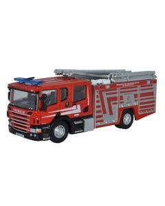 Scania CP31 Pump Ladder Shropshire Fire & Rescue