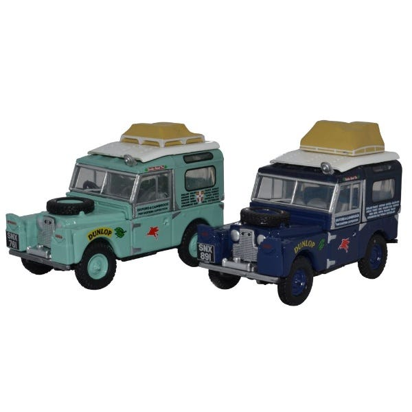 Image of 2 Piece Set First Overland