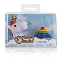Unicorn Lip Balm Duo Pack