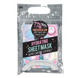 Unicorn Face Mask & Head Band Set