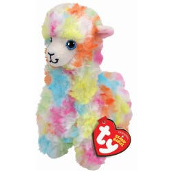 TY Lola Llama Beanie Baby Toy