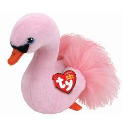 TY Odette Swan Beanie Baby Toy