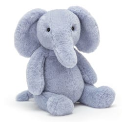 Puffles Elephant Soft Toy