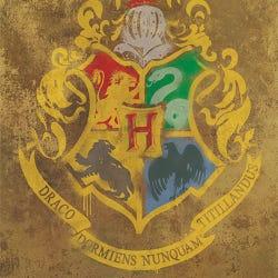 Harry Potter Hogwarts Crest Maxi Poster