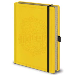 Harry Potter Hufflepuff A5 Premium Notebook