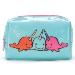 Seas The Day Narwhal Small Bag