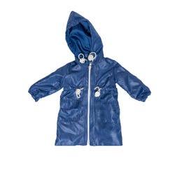 I'M A Girly Blue Rain Coat